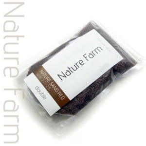 Nature Sand RED double 1kg 네이처 샌드 레드 더블 1kg (1.2mm~2.3mm)