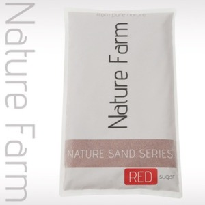 Nature Sand RED sugar 4kg 네이처 샌드 레드 슈가 4kg (0.2mm~0.4mm)