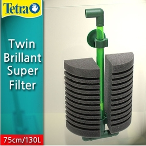 테트라 슈퍼쌍기[Tetra]Twin Brillant Super Filter